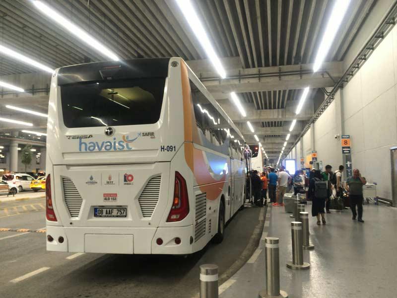 イスタンブール空港バス
