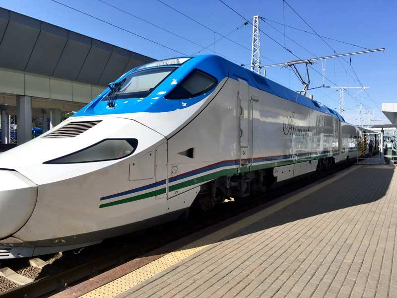 高速鉄道アフラシャブ