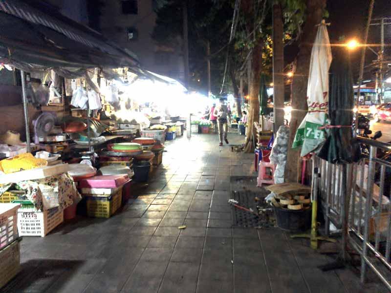 ホイクワン市場