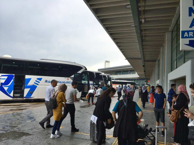 アンカラバスターミナル