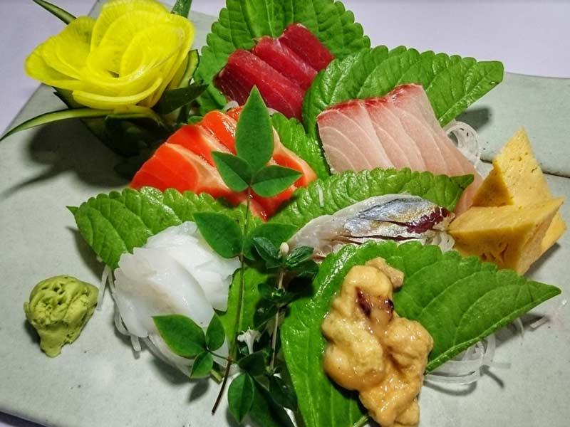 バギオの日本食レストランCHAYA