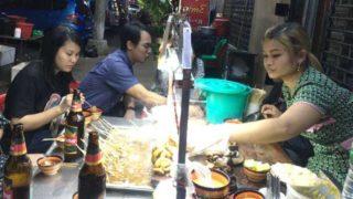 ヤンゴンの料理