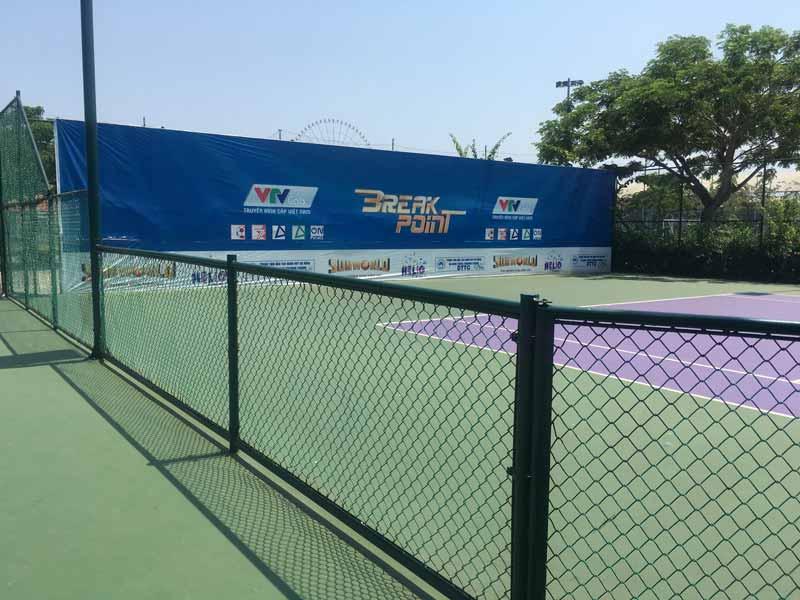 ティエンソンテニスコート