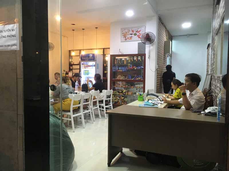 ハンカフェ