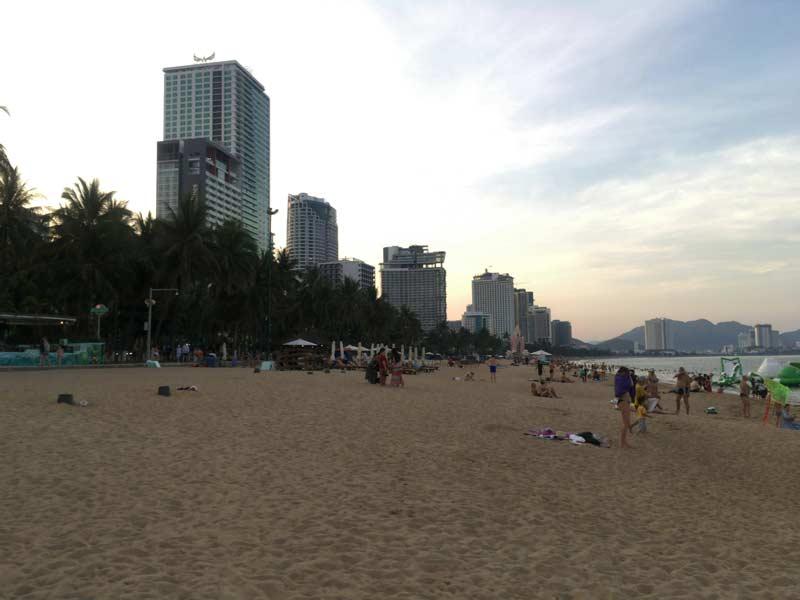 ニャチャンビーチ