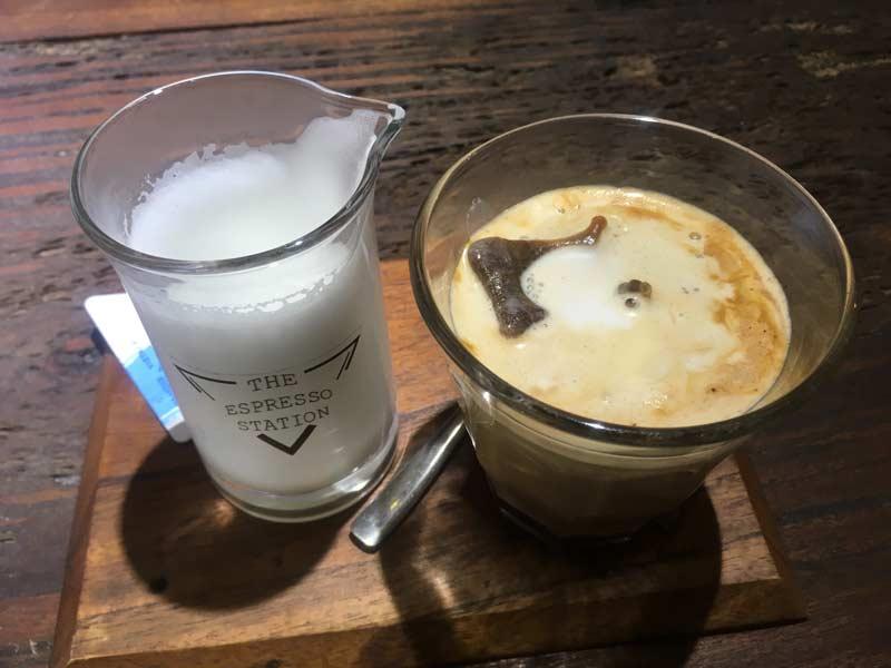 エスプレッソカフェ