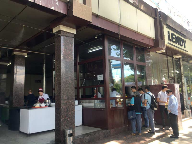 national food restaurant