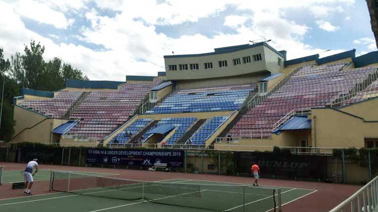 オリンピックテニススクール