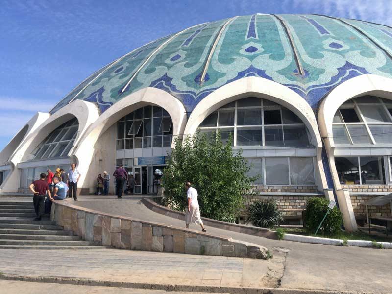 バザールのドーム