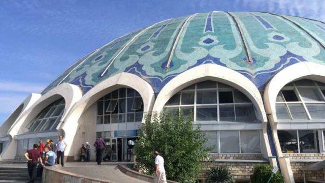 タシケントの観光名所