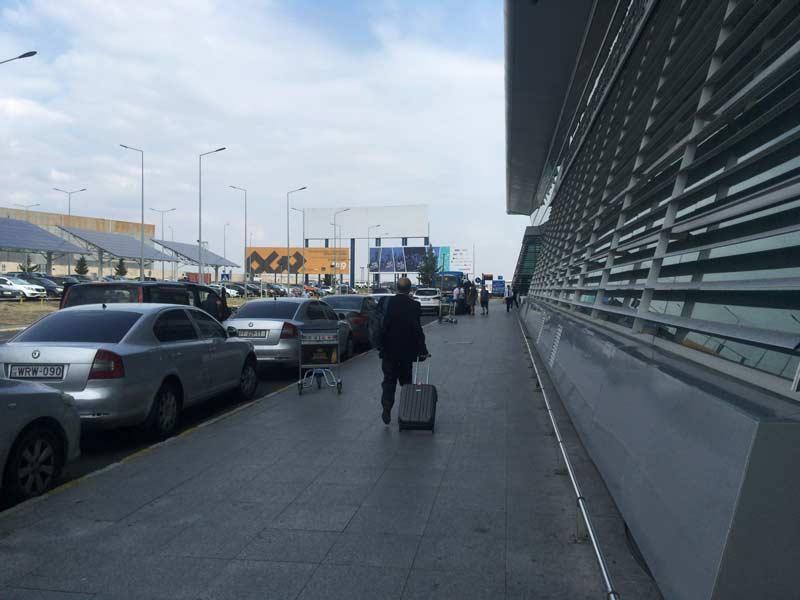 トビリシ空港