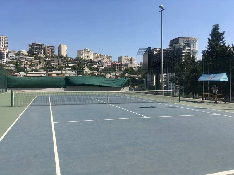 Mziuri Tennis Courts