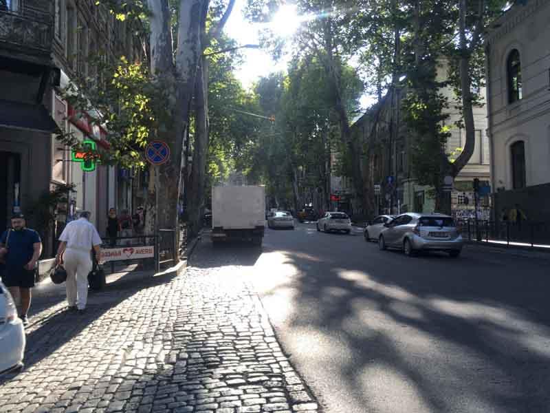 トビリシ旧市街