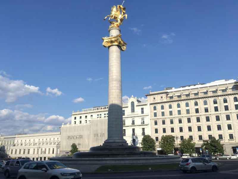 Liberty square周辺