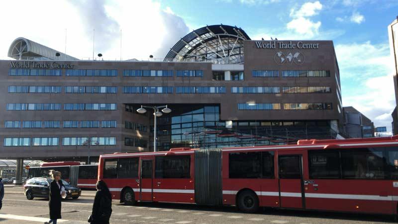 Flixbus乗り場