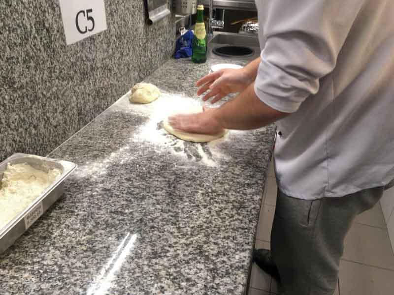ハチャプリ作り
