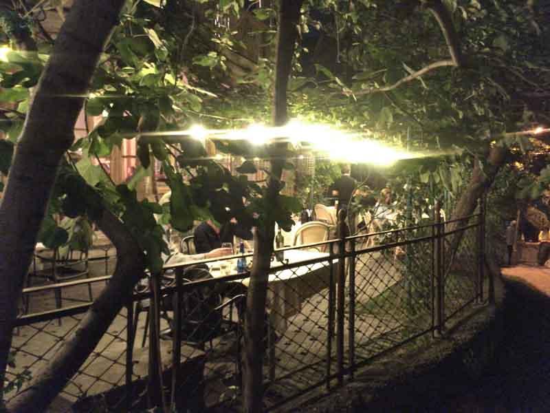 トビリシの隠れ家レストランKeto&Kote