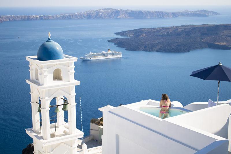 ギリシャの離島