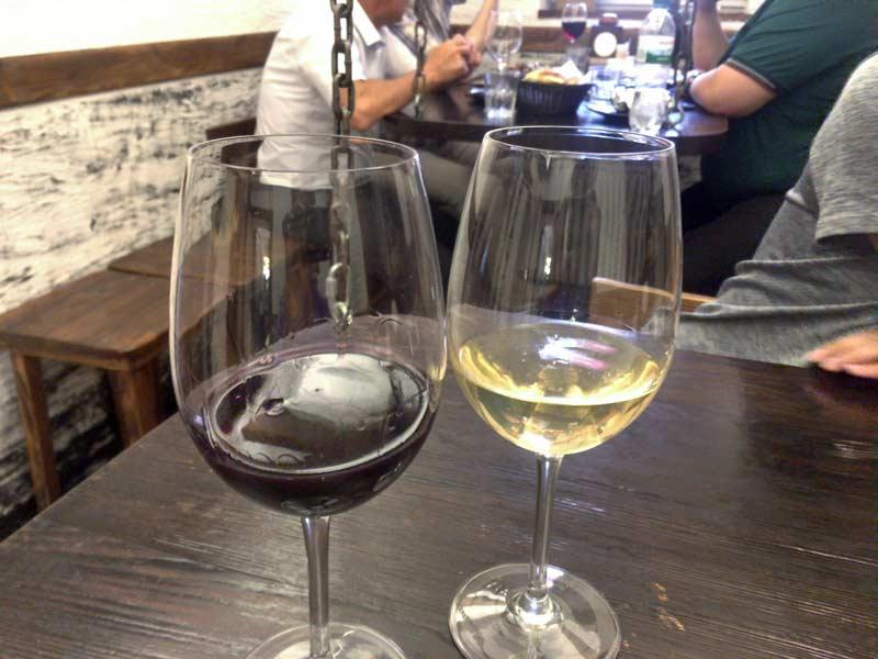 ミート&ワイン