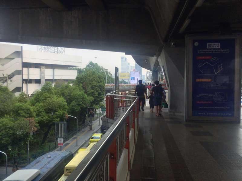 アヌサワリー駅