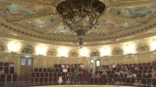 リヴィウでオペラ鑑賞