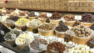 リヴィウのチョコレート屋さん