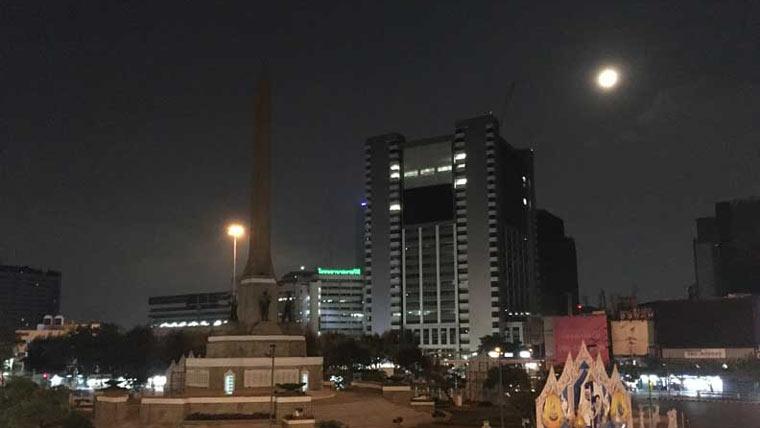 深夜のドンムアン空港への行き方