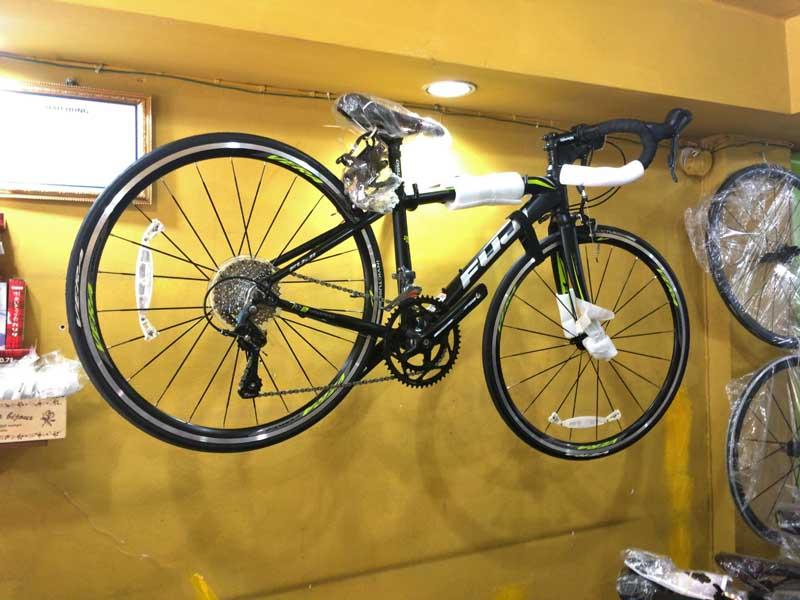 バンコクの自転車屋さんトンローバイク