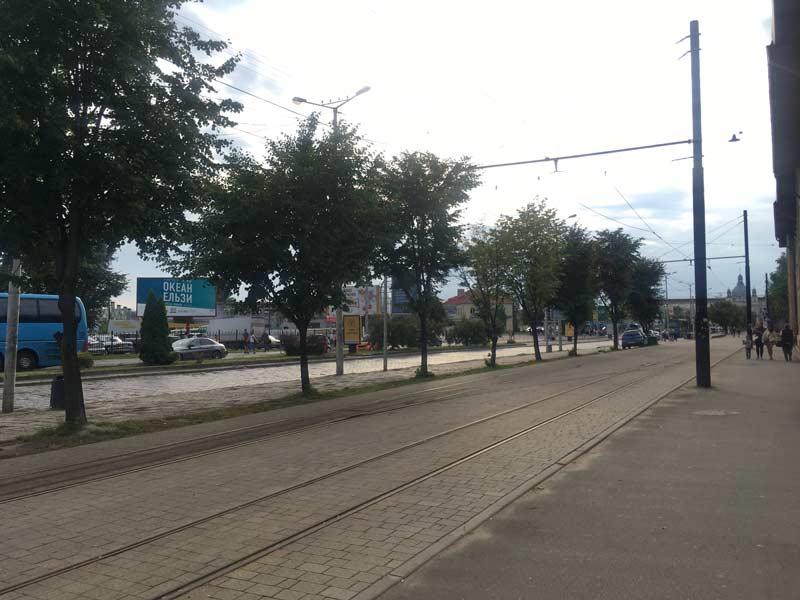 リヴィウ駅