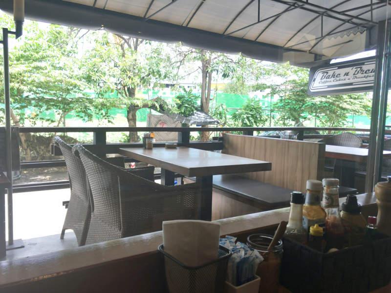 パタヤの穴場カフェ