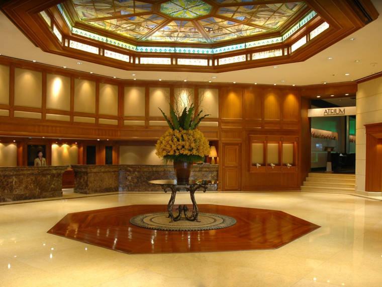 ランドマークホテルのランチビュッフェ