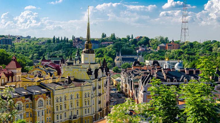 ウクライナ旅行
