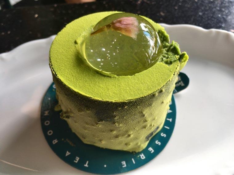 パティスリーロージーのケーキ