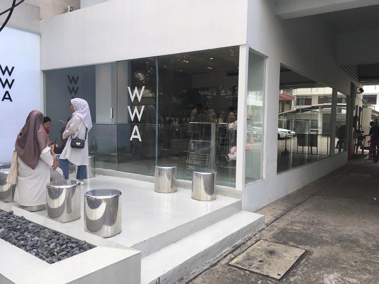 WWAカフェ