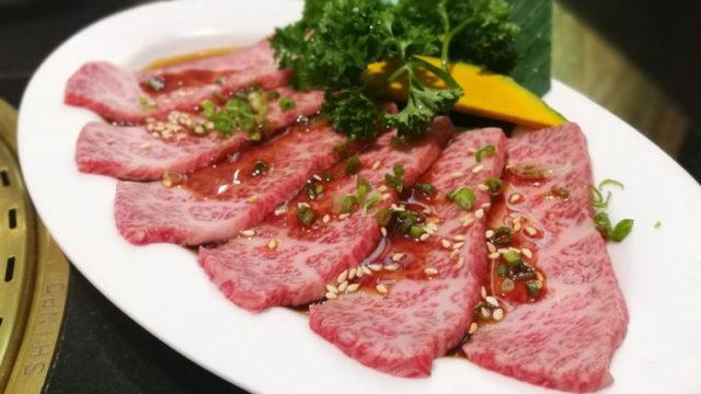 バンコクの焼き肉銀座堂