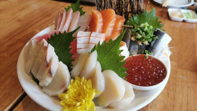 バンコクのお寿司食べ放題「アロイ寿司」