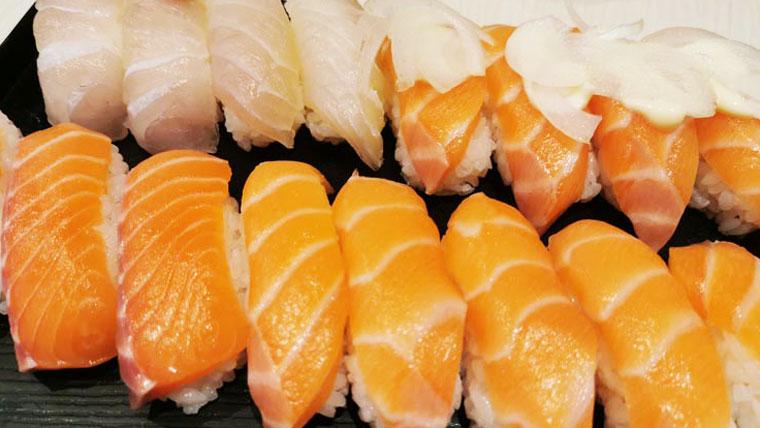 バンコクの寿司食べ放題みやぎ