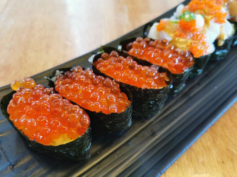 バンコクのお寿司食べ放題